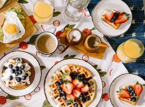 Café da manhã saudável: dicas para começar bem o dia